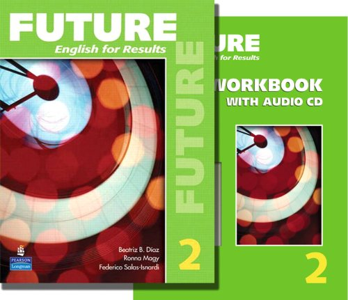 - Future 2 package: Student Book (with Practice Plus CD-ROM) and Workbook