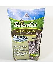 SmartCat 6505 All Natural Clumping Litter 10 Lbs
