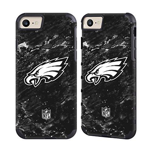 2017/18 Philadelphia Eagles Gold Gripper Case for Apple iPhone 7 / iPhone 8 ()