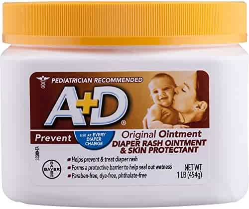 A+D Original Ointment Jar, 1 Pound