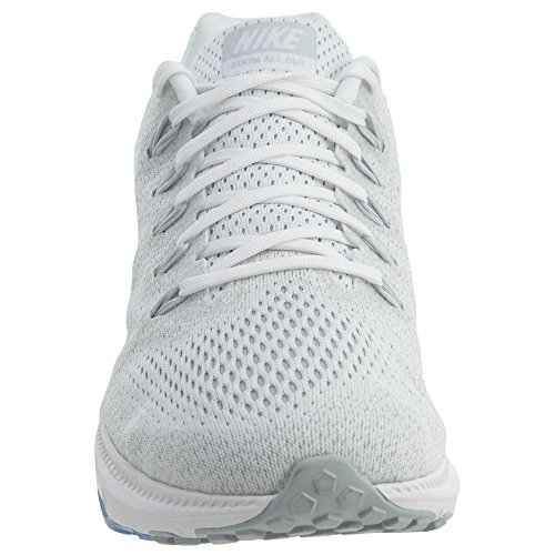 Running NIKE Low All White Out Sneaker Men's Zoom Pure Platinum qqwXFxBfT