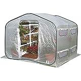 Flower House FHDH500 DreamHouse Walk-In Greenhouse