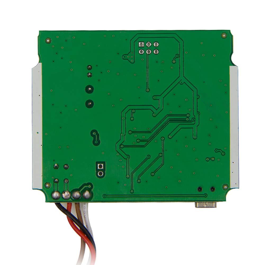 nieliangw0q Camion AdblueOBD2 Emulatore 8 in 1 con sensore Nox per Mercedes Man Iveco DAF