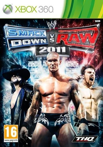 Third Party - WWE Smackdown VS Raw 2011 Occasion [XBOX360] - 4005209137133 (Wwe Smackdown Vs Raw 2011 Xbox 360)