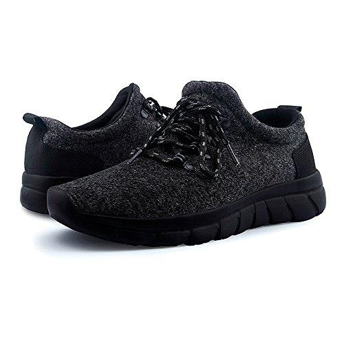 Sabe Herren Sneaker Schwarz