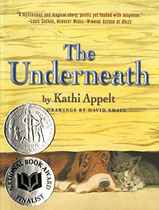 book cover of The Underneath