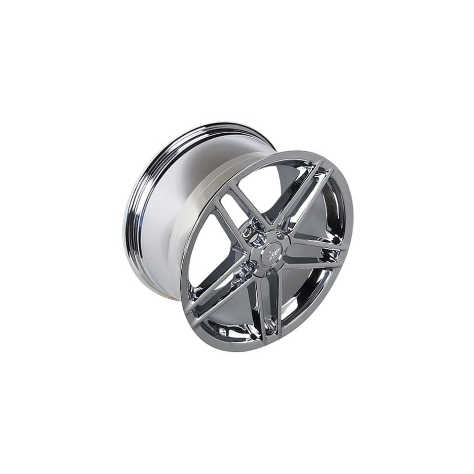 Chevy Camaro Z06 05 Style Wheel Chrome Wheels Rims 1988 1989 1990 1991 1992 1993 1994 1995 1996 1997 1998 1999 88 89 90 91 92 93 94 95 96 97 98 99