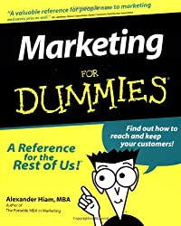 Marketing For Dummies (For Dummies (Lifestyles Paperback))