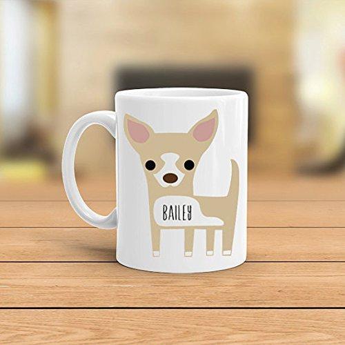 Chihuahua mug, cute mug, fashion mug, coffee, tea, 11oz, 15oz, happy mug, gift, for her, for him