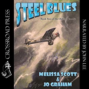 Steel Blues Audiobook
