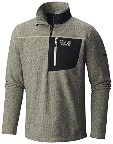 Mountain Hardwear Toasty Twill 1/2 Zip Jacket - Men's