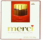 Merci European Chocolates, 7 Ounce