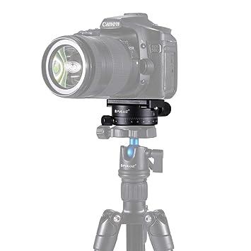 Xdashou Soporte de la cámara de aleación de Aluminio de 360 ...