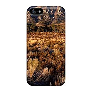 Fashionable Style Cases Covers Skin For Iphone 5/5s- Black Friday