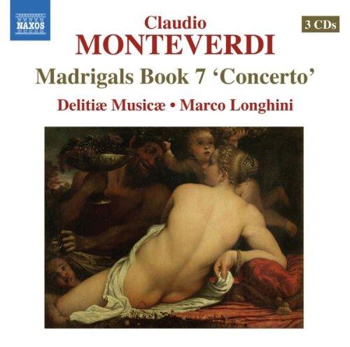 "Risultati immagini per monteverdi naxos ""madrigals book 7"""
