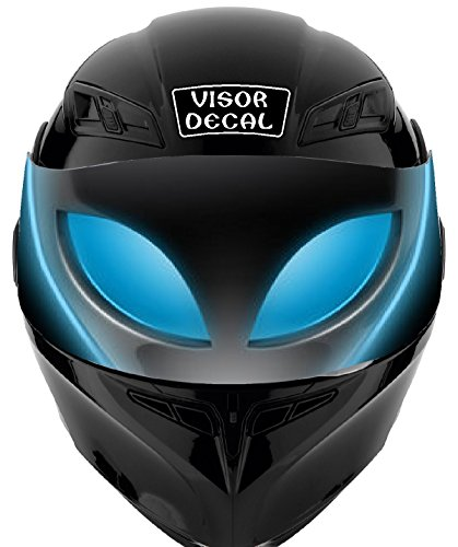 Alien Motorcycle Helmet - 5