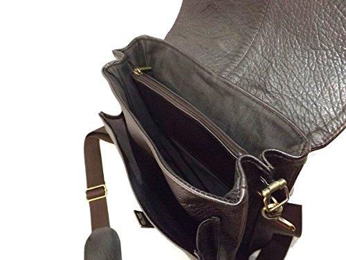 Ternera 03 De L26xh32xp10 Producto Cuero Bag Mod Marrón Altieri Artesanal Hombre Bolsa Confezioni XgnwxHqFf