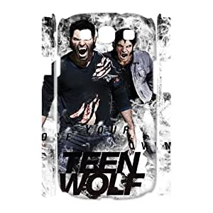 J-LV-F Teen Wolf Customized Hard 3D Case For Samsung Galaxy S3 I9300