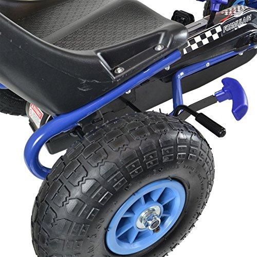 bopster® Coche de pedales