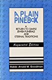 img - for A Plain Pine Box: A Return to Simple Jewish Funerals and Eternal Traditions book / textbook / text book