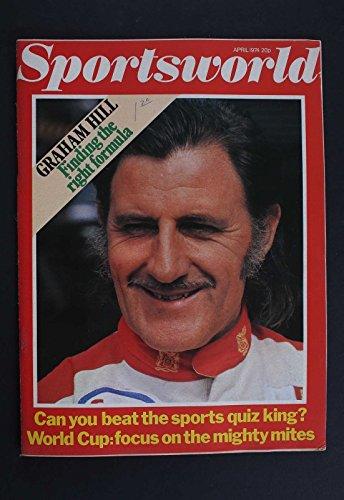 SPORTSWORLD 1974 GRAHAM HILL WORLD CUP (1974 Football World Cup)