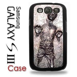 Samsung Galaxy S3 Plastic Case - Han Solo Frozen in Carbonite