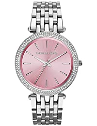Michael Kors Women's Darci MK3352 Silver Stainless-Steel Quartz Watch