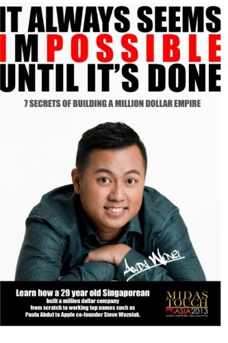 It always seems impossible until it's done: 7 secrets to building a million dollar empire pdf epub