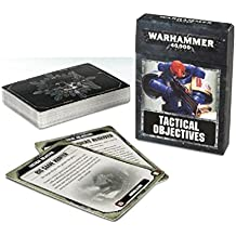 Warhammer 40,000 Tactical Objective Cards -8th Edition