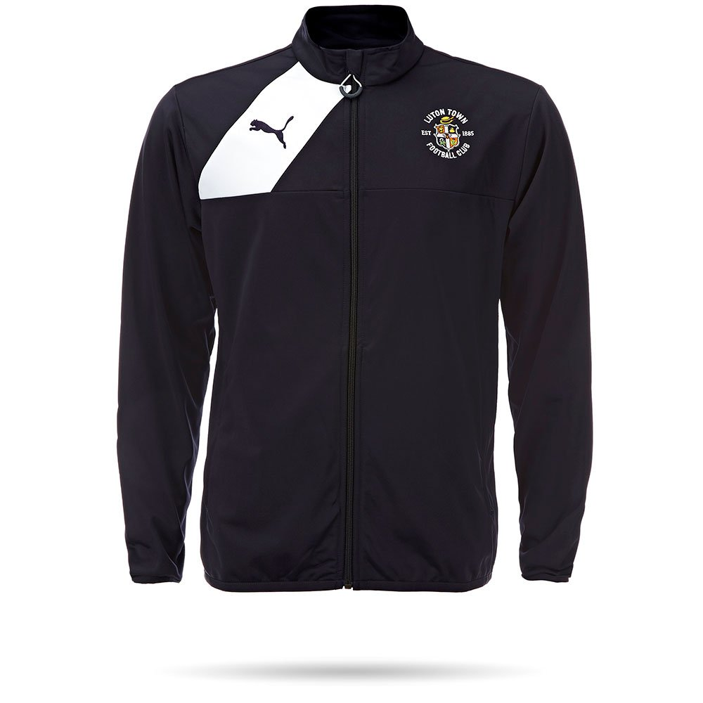 16/17 Luton Town Adult Navy Track Top Puma
