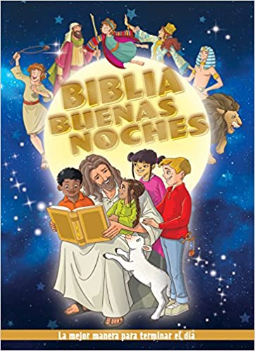 Biblia buenas noches (Spanish Edition): Scandinavia Publishing House: 9781496434289: Amazon.com: Books