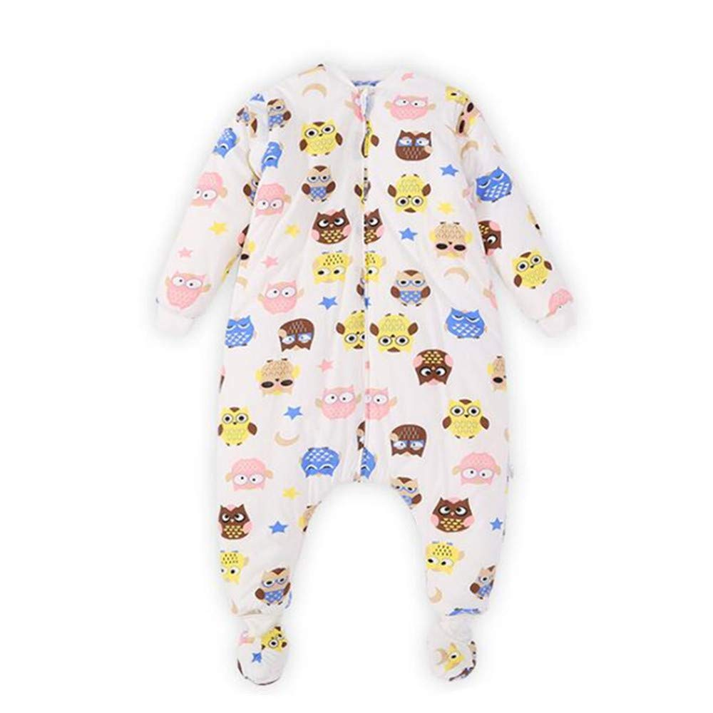 Amazon Com Toddler Baby Unisex Winter Warm Sleepsack Bag Romper Thick Wearable Blanket Style4 S 25 6 29 5in Baby