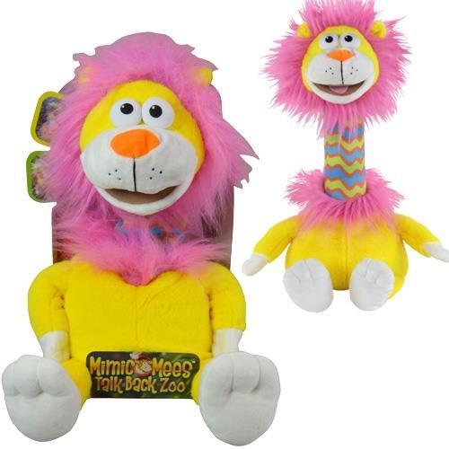 Mimic Mees Talk Back Zoo Lion 12