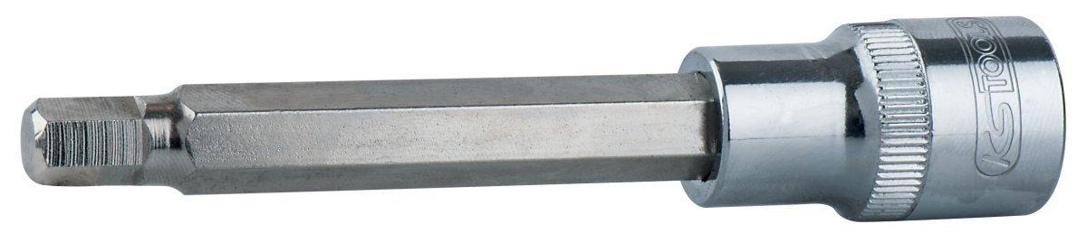 'KS Tools 922.1713 Stecknuss Schraubendreher Ultimate 6 Kant 1/2 110 mm –  9 mm