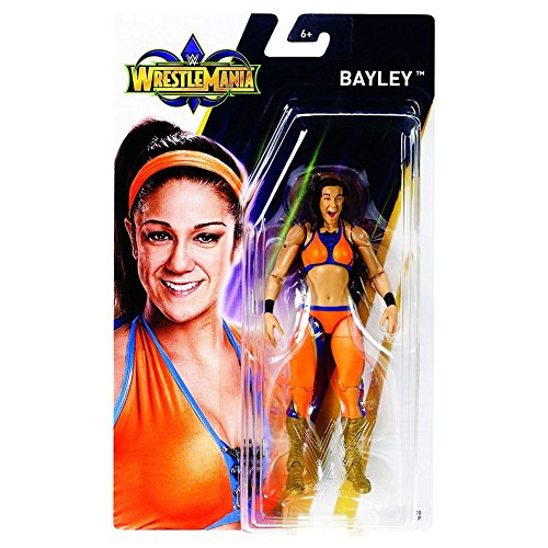 WWE Wrestle Mania Bayley Action Figure