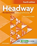 New Headway 4th Edition Pre-Intermediate. Workbook and iChecker without Key (New Headway Fourth Edition)