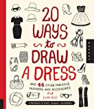 This inspiring sketchbook is part of the new 20 Ways series from Quarry Books, designed to offer artists, designers, and doodlers a fun and sophisticated collection of illustrating fun.Each spread features 20 inspiring illustr...
