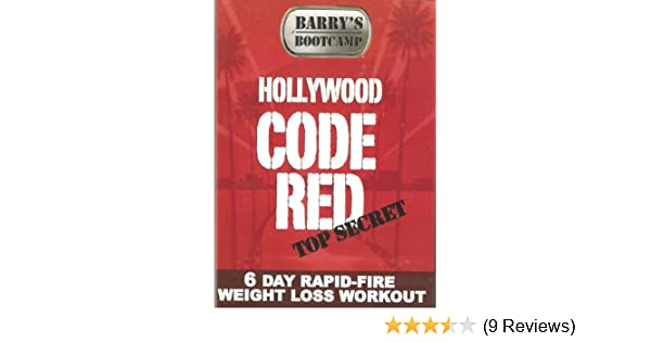 Amazon Com Barry S Bootcamp Hollywood Code Red 6 Day Rapid Fire