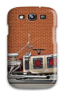 Christian L Contreras Fashion Protective Ford Case Cover For Galaxy S3
