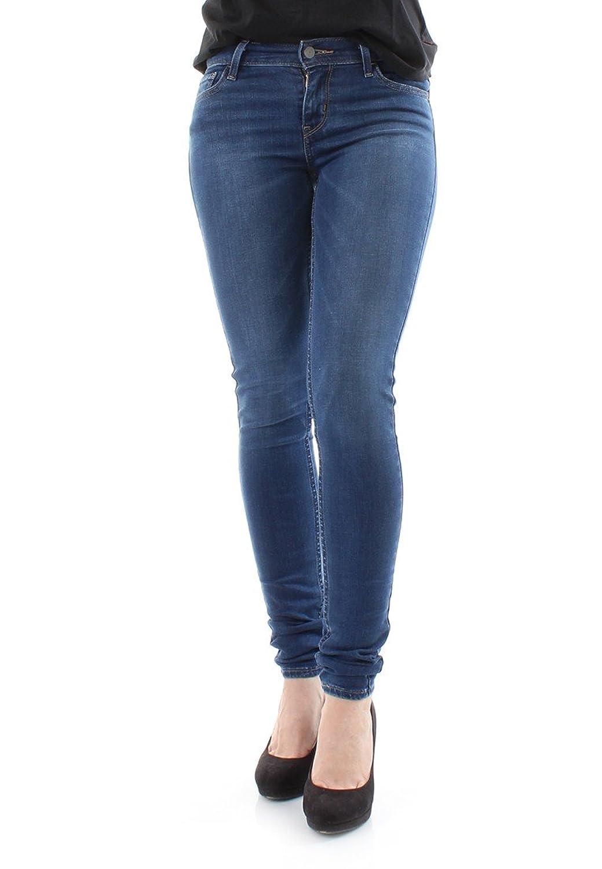 Levis Jeans Women 710 SUPER SKINNY 17780-0015 Darling Blue