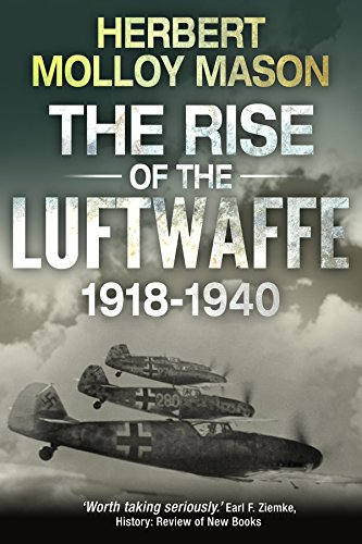 The Rise of the Luftwaffe, 1918-1940 cover
