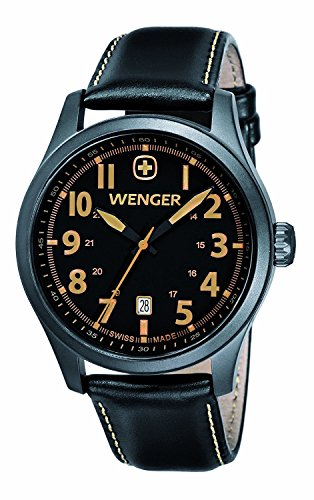 WENGER watches Teragurafu 01.0541.105 Men's [regular imported goods]
