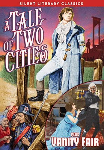 Silent Literary Classics: A Tale of Two Cities (1911) / Vanity Fair - Vanity Dvd Fair