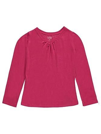 9cbf309c91f Amazon.com  French Toast Girls  Long Sleeve V-Neck T-Shirt  Clothing