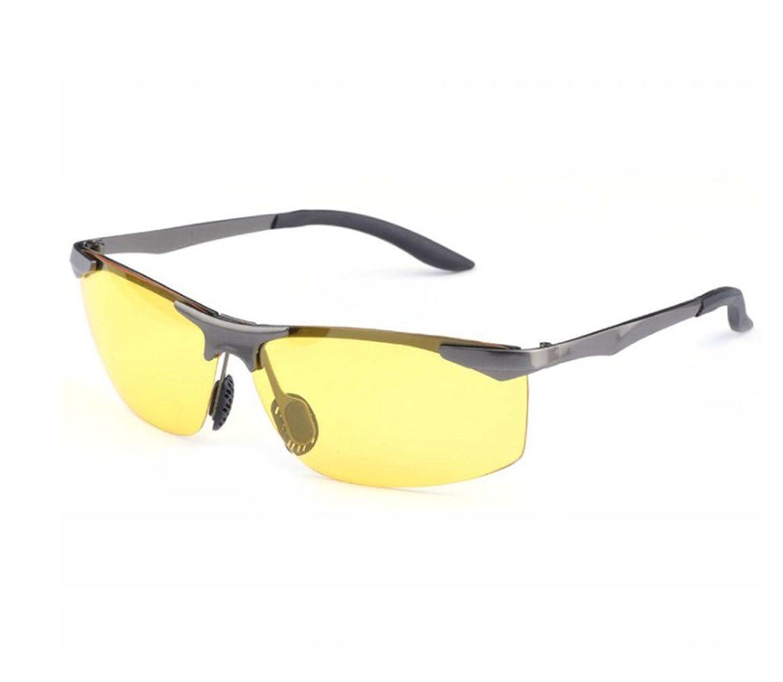 Night vision polarized sunglasses, night vision glasses, night driving polarized glasses