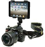 DSLR Hot Shoe Flash Camera Mount Holder for iPad mini 4/iPad mini 3 2 1