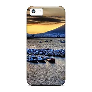 Premium EhVsZRL413shLbc Case With Scratch-resistant/ Beautiful Protected Harbor Hdr Case Cover For Iphone 5c Kimberly Kurzendoerfer