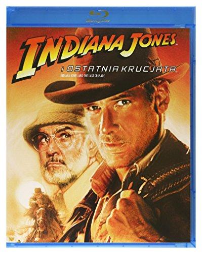 Indiana Jones and the Last Crusade [Blu-Ray] (English audio)