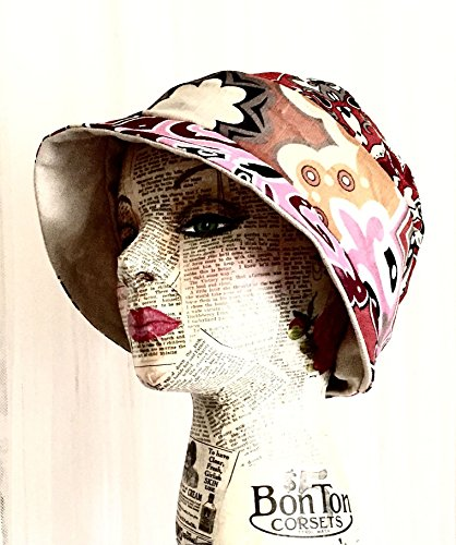 Flapper Jane (JANE 1920's Cloche Hat)
