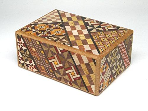 Japanese Puzzle box 4sun 4steps -